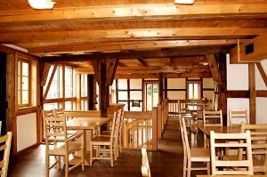 Gastraum Blaue Mühle