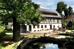 Blaue Mühle - Mohorn Grund