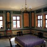 Haus Fliegenwedel, restauriertes Zimmer