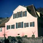 Architekt Hößelbarth, Haus Fliegenwedel, Außenansicht