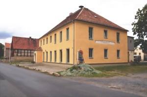 Wohn- und Geschäftshaus der Fa. Ripal in Volkersdorf